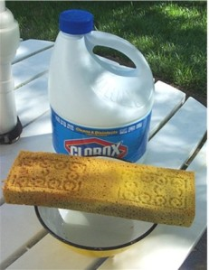 Image Result For How To Clean Concrete Patio With