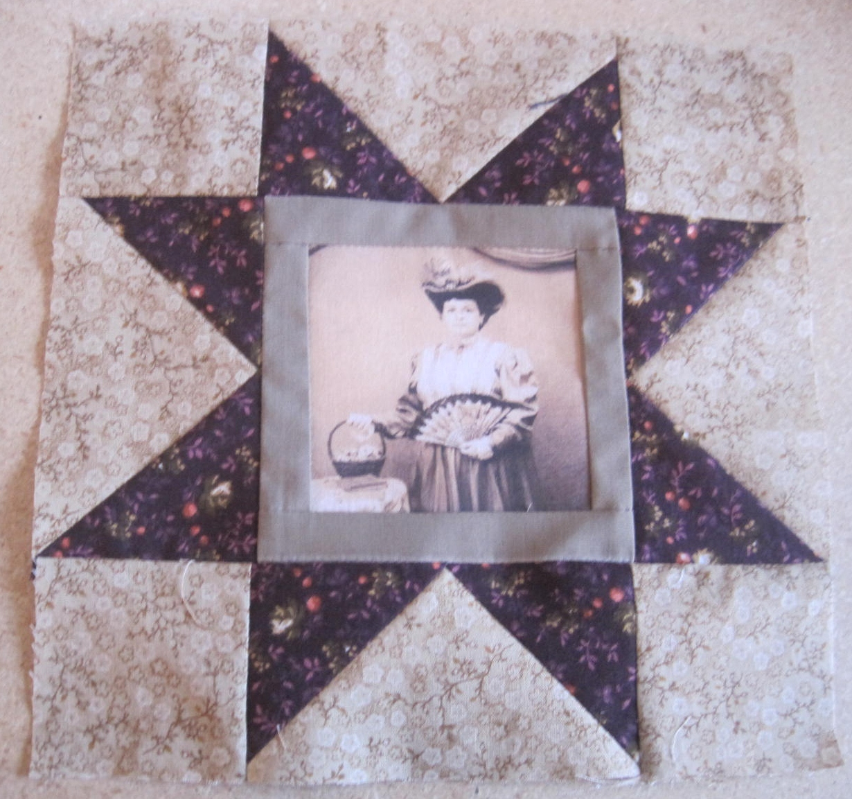 Civil War Quilt Block 2 Lillian S Cupboard