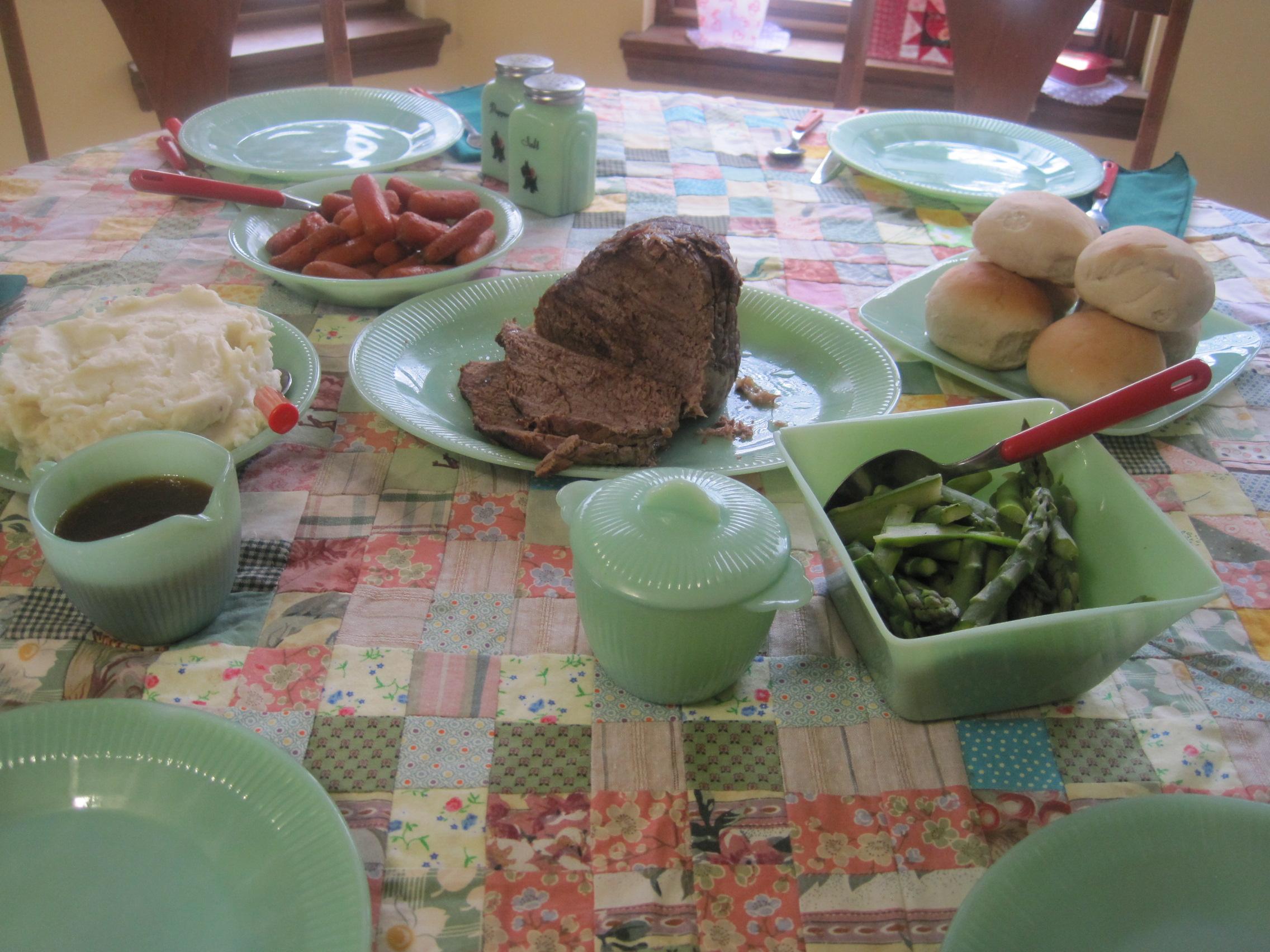 how to prepare a regal rump roast