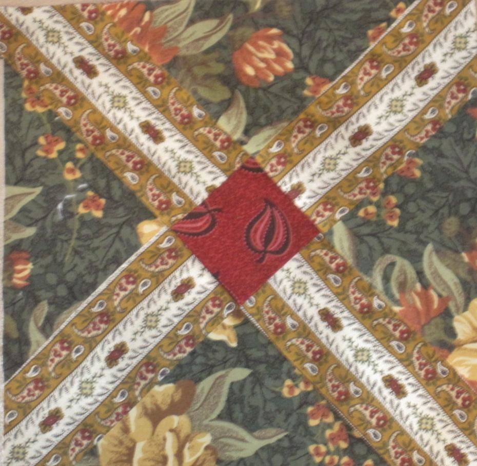 Civil War Quilt Block 36 Kentucky Crossroads Lillian S