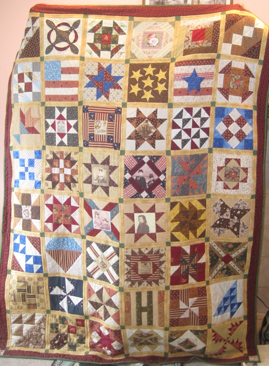 Civil War Quilt | Lillian's Cupboard : quilt civil war - Adamdwight.com