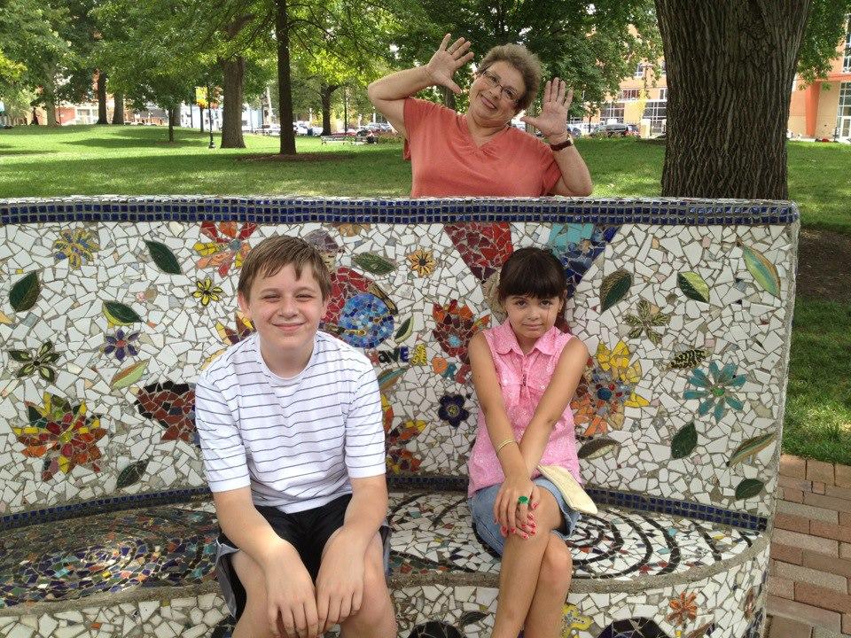 Tour Of Thurber S Grandparents House Columbus Ohio