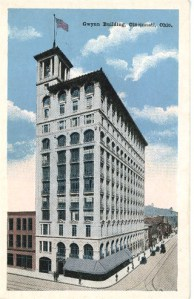 The Gwynne Building - P&G's corporate offices from 1914-1956