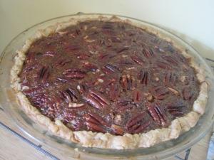 pecan-baked