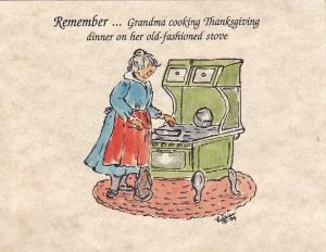 Granny-pie