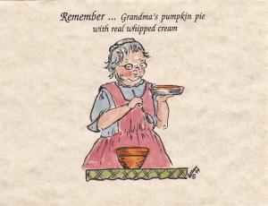 Granny-stove