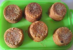 ASparfait-cake