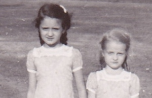 Lillian and Shirley - 1940