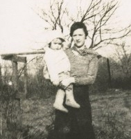 Lillian and Mother - 1933