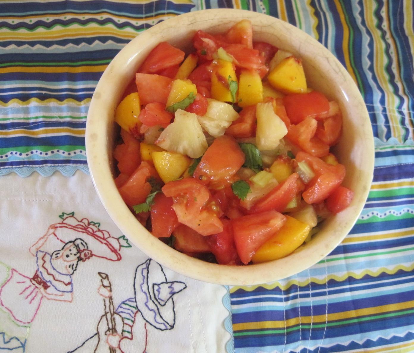 ... and banana salsa pineapple mango salsa make banana salsa final jpg