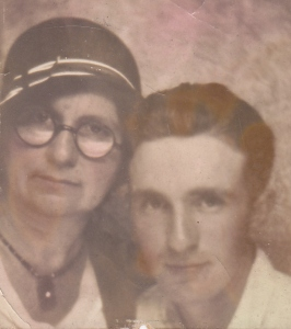 John A and Grandma L 1932 - Copy