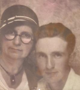 John A and Grandma L 1932 - Copy
